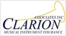 Clarion Musical Instrument Insurance