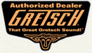 Authorized Gretsch Dealer
